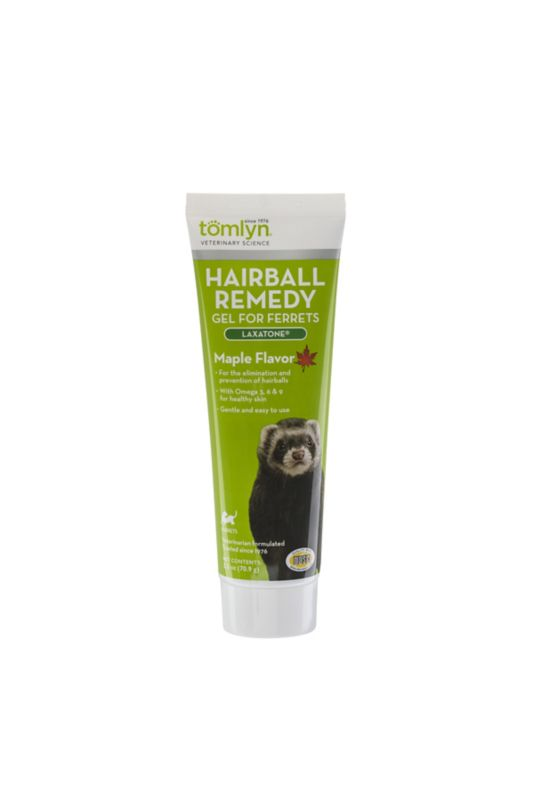 Tomlyn Laxatone Hairball Remedy for Ferrets