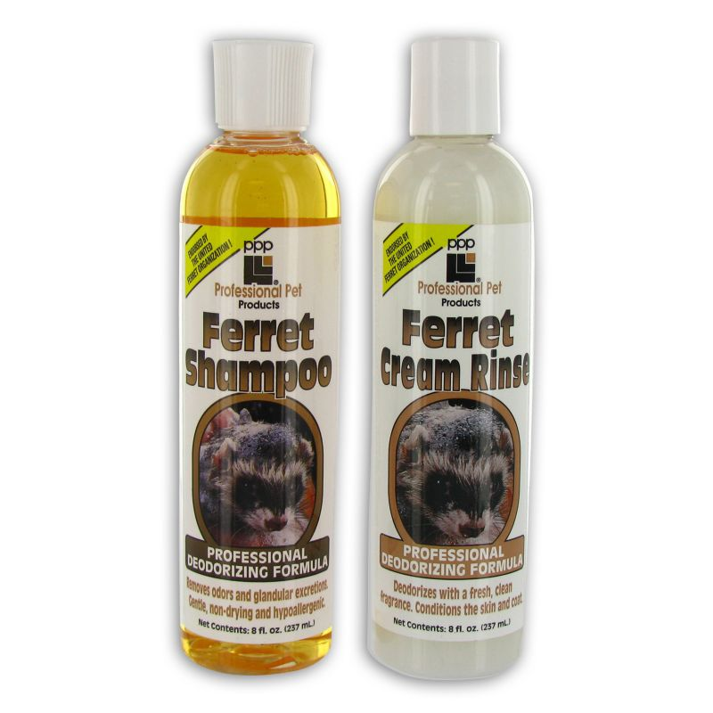 Ferret Shampoo and Conditioner Set