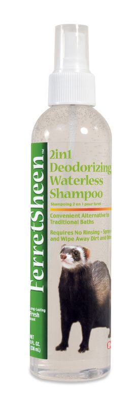 8-in-1 Ferret Sheen Waterless Shampoo