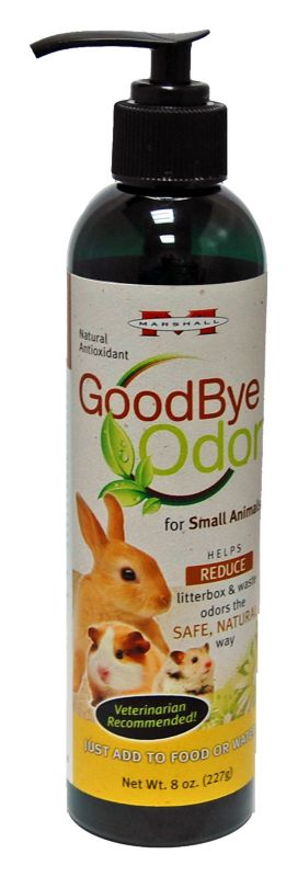 GoodBye Odor Small Animal Waste Deodorizer