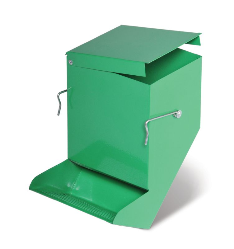 Prevue Metal Bin Ferret Feeder