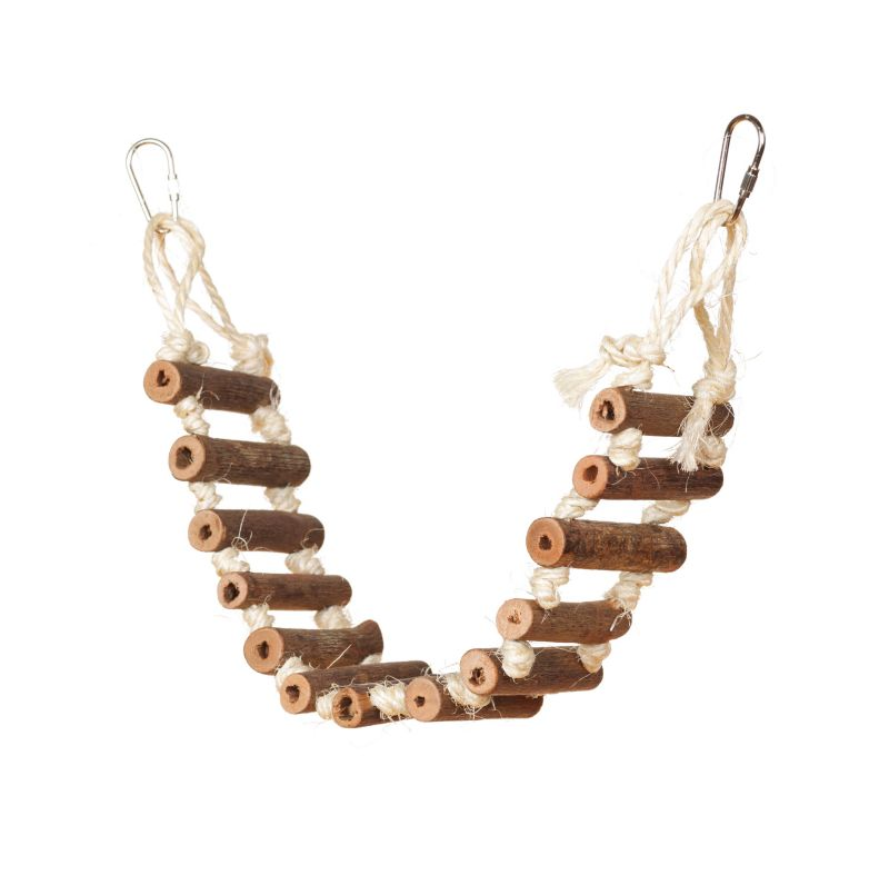 Naturals Bird Rope Ladder Small