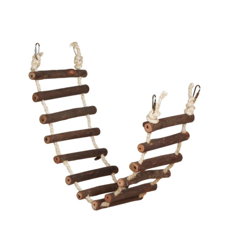 Naturals Bird Rope Ladder Large