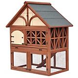 Merry Products Tudor Rabbit Hutch