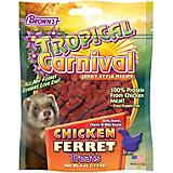 FM Brown Chicken Jerky Ferret Treat 4 oz