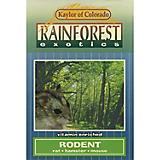 Rainforest Rodent Food