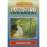 Rainforest Guinea Pig Food