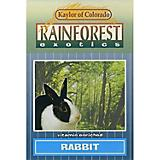 Rainforest Rabbit Food