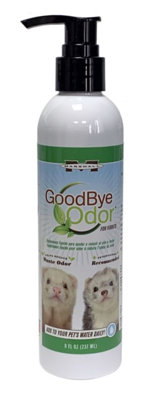 Marshall Goodbye Odor for Ferrets 1 Gallon