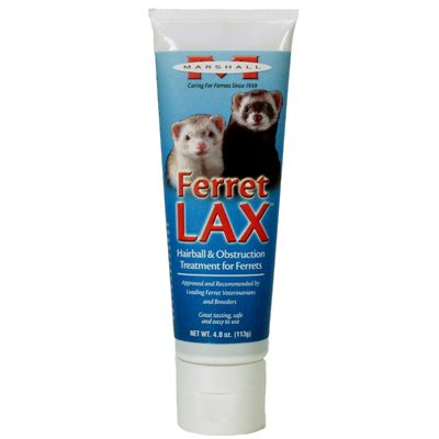 Marshall Ferret Lax Hairball Treatment