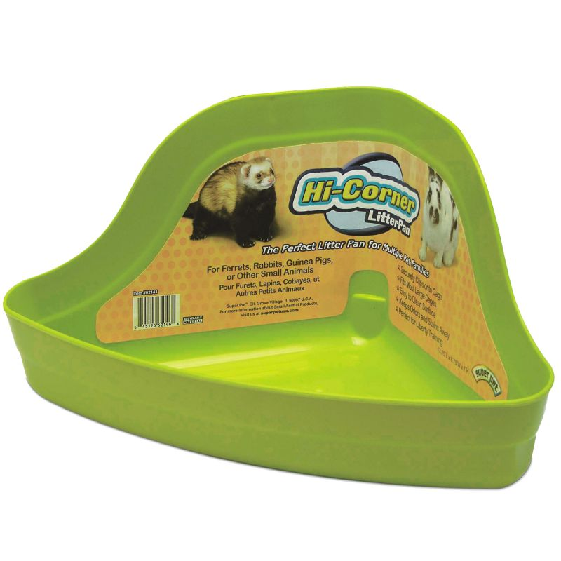 Super Pet Litter Pan Hi-Corner