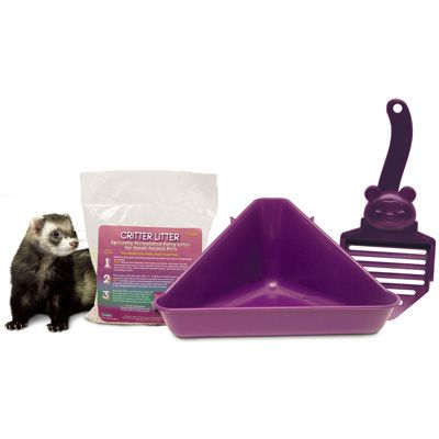Super Pet Litter Training Kit for Ferrets
