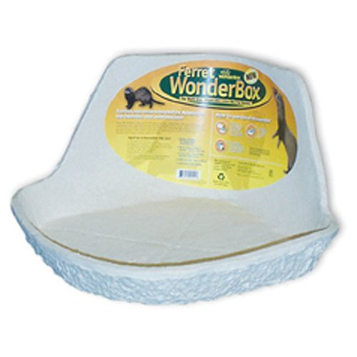 Ferret Wonderbox Litterbox
