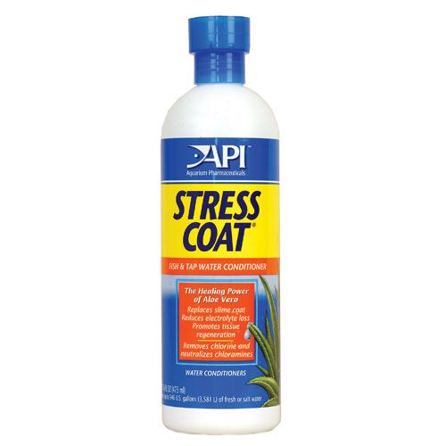 API Stress Coat Water Conditioner 64 oz