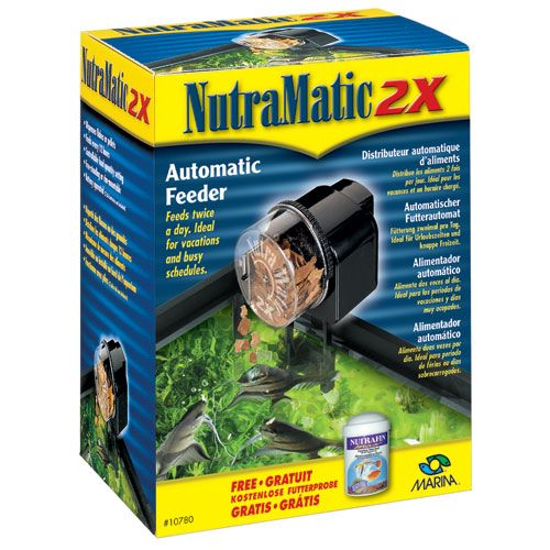 Hagen Nutramatic Fish Food Feeder