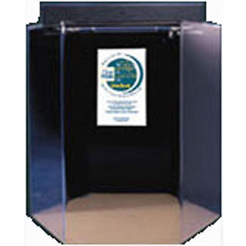 Clear for life acrylic hexagon aquarium 35 gallon for 35 gallon fish tank