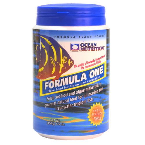 Ocean Nutrition Formula One Flake 2.5 oz