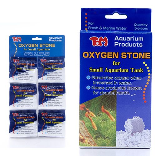 Oscar Enterprises Oxygen Stone 6 Piece Box