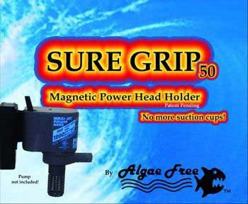 Sure Grip Magnetic Powerhead Holder 50
