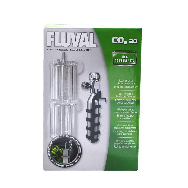 Fluval Flora CO2 Kit .7oz