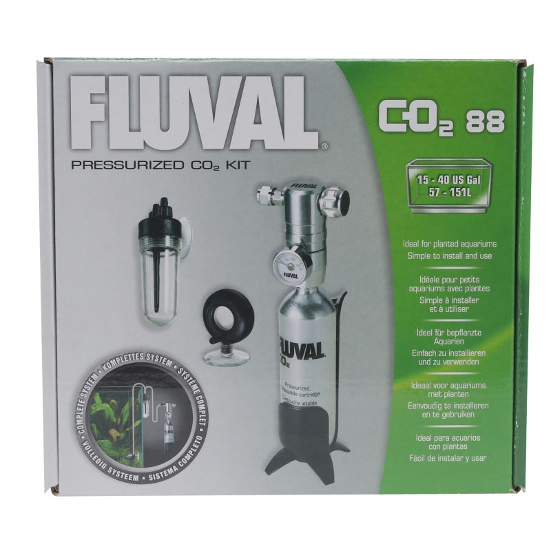 Fluval Flora CO2 Kit 3.1oz
