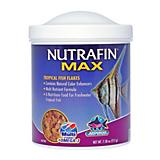 Nutrafin Max Tropical Fish Food Flakes