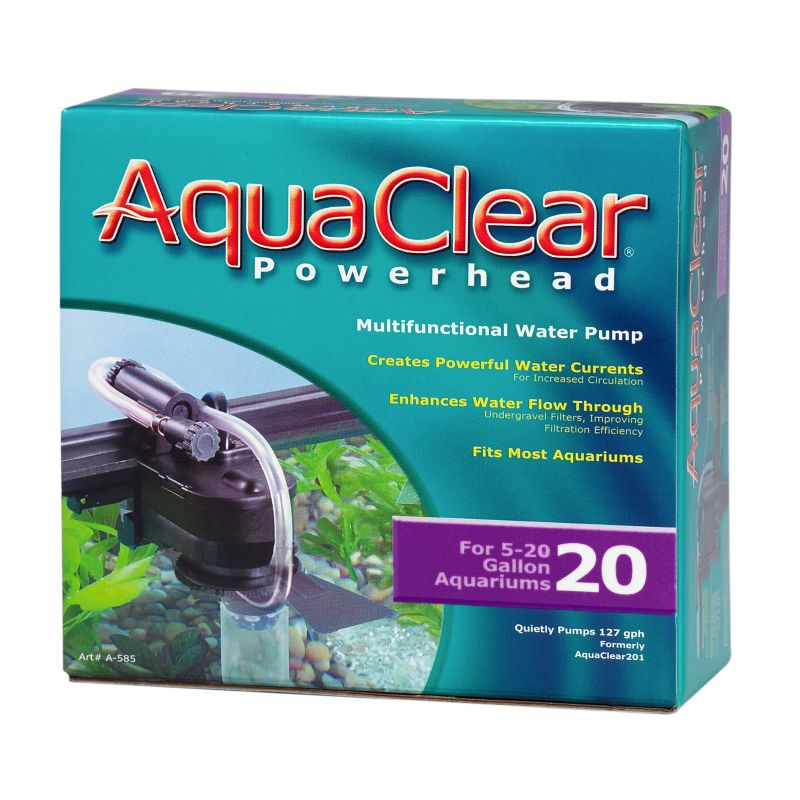 AquaClear Aquarium Power Head 20