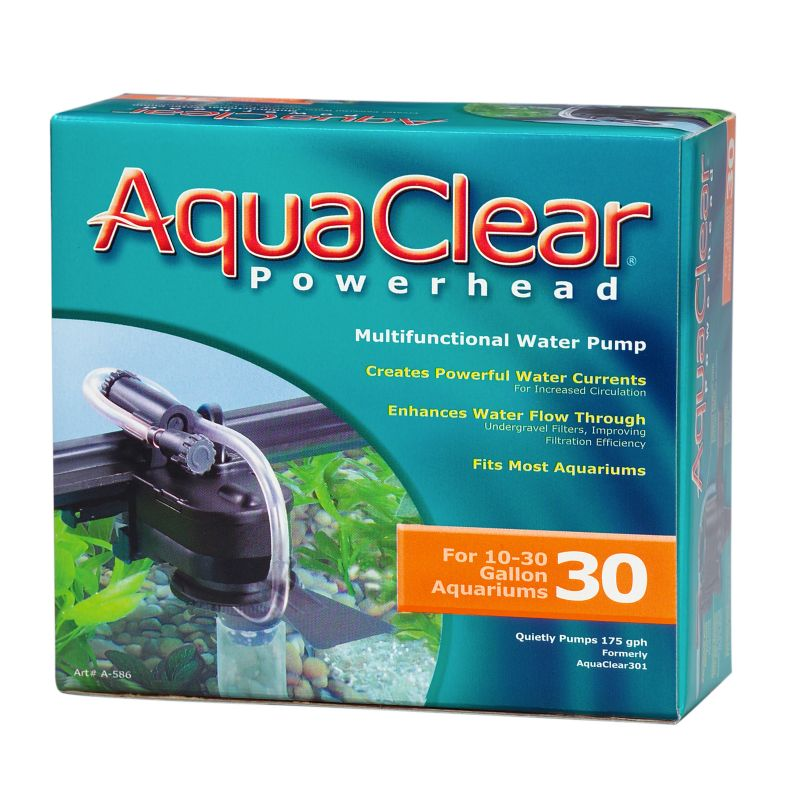 AquaClear Aquarium Power Head 30