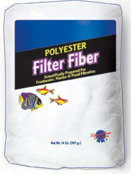 Blue Ribbon Polyester Filter Fiber 14 oz
