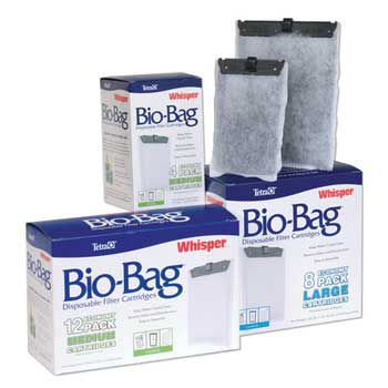 Tetra Bio-Bag Filter Cartridge Large 8Pk