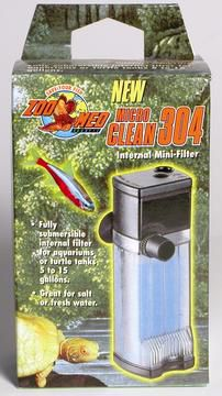 Zoo Med Micro Clean Aquarium Filter 304