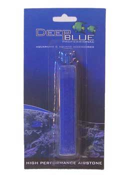 Deep Blue High Performance Air Stone Bar 6 Inch