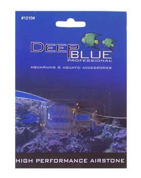 Deep Blue High Performance Air Stone Sphere Small