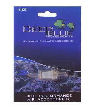 Deep Blue High Performance Inline Air Valve