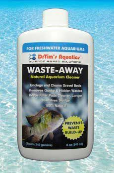 Dr Tims Waste Away Freshwater Aquarium Cleaner 16o