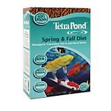 TetraPond Spring and Fall Diet Fish Food