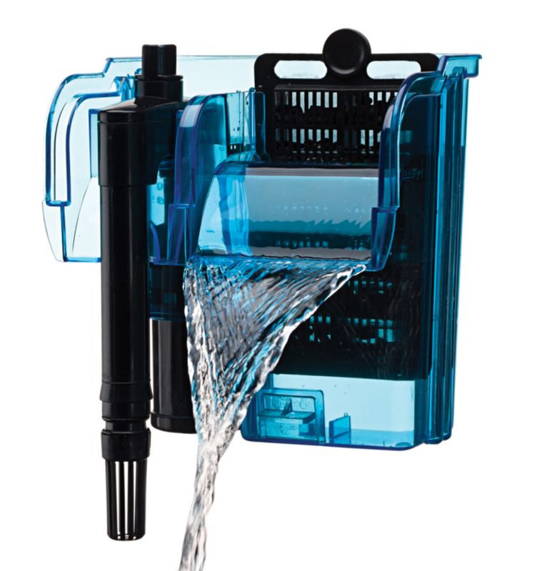 Cascade Aquarium Power Filter 100