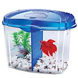Aqueon 1/2 Gallon Betta Bowl Starter Kit
