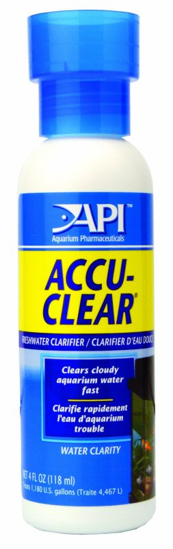 API Accu Clear 8 oz.
