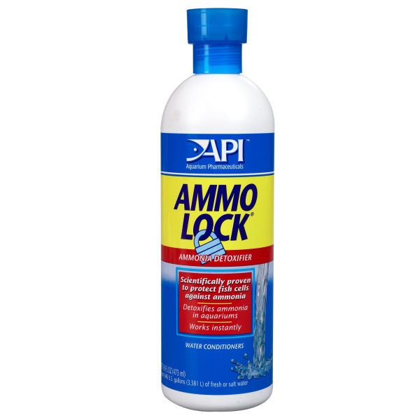 Aquarium Pharmaceuticals Ammo-Lock 16 oz