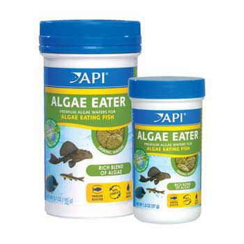 API Algae Eating Wafers 6.4 oz