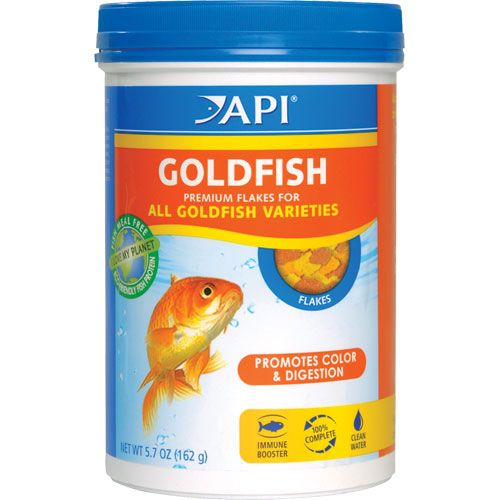 API Goldfish Flake Food 5.7 oz