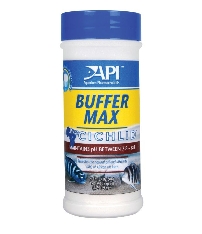 API Buffer Max for Cichlids 8.84 oz