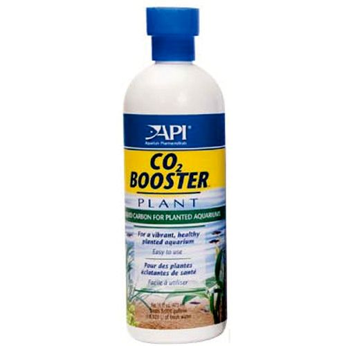 API CO2 Plant Booster Plant Fertilizer 16 oz