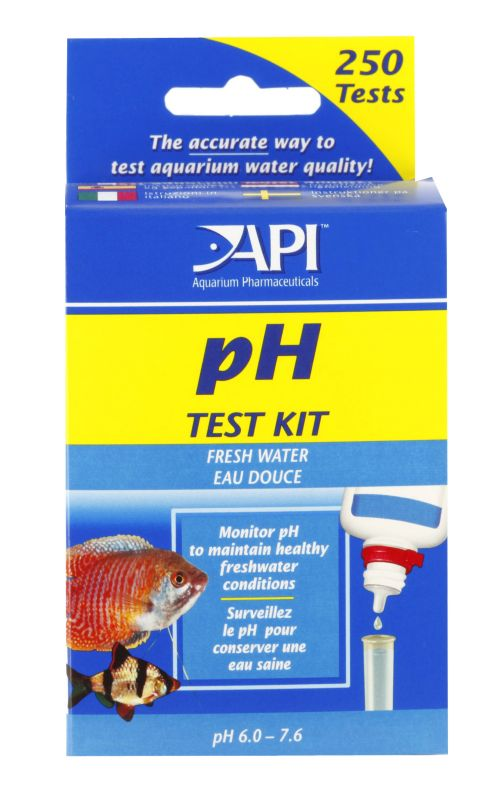 Aquarium Pharmaceuticals Freshwater pH Test Kit