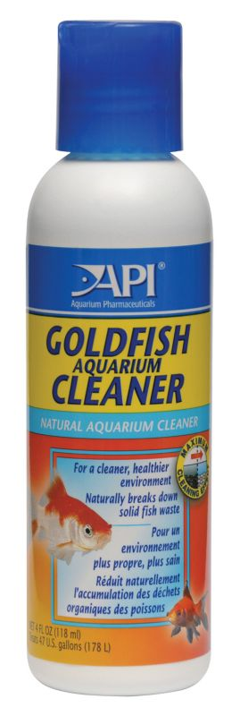 Aquarium Pharmaceuticals Goldfish Aquarium Cleaner
