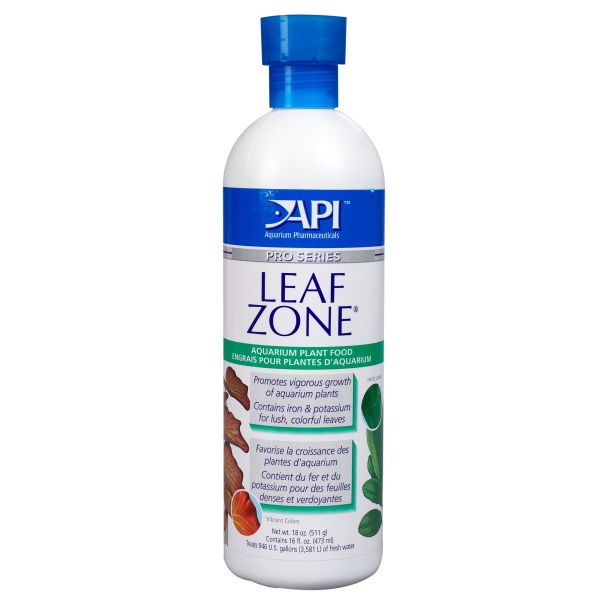Leaf Zone Liquid Aquarium Plant Fertilizer 16 oz