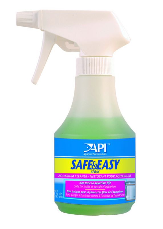 API Safe and Easy Aquarium Cleaner Spray