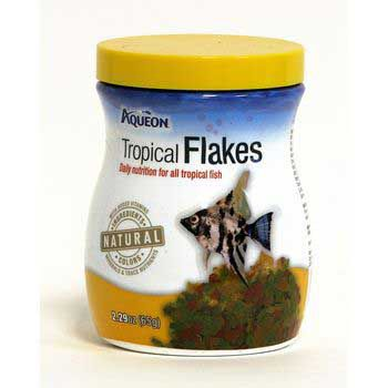 Aqueon Tropical Flake Food 3.59oz