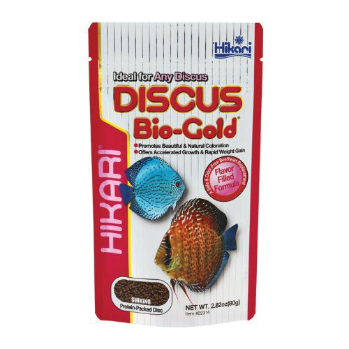 Hikari Discus Bio-Gold Color Enhance Pellet